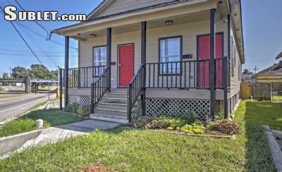 Image 5 furnished Studio bedroom House for rent in Mid-City, New Orleans Area