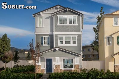 Image 9 furnished 3 bedroom House for rent in Chatsworth, San Fernando Valley