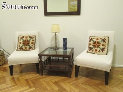 Image 1 furnished Studio bedroom Apartment for rent in San Nicolas, Buenos Aires City