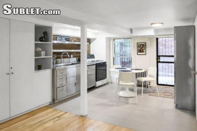 Image 3 furnished Studio bedroom Apartment for rent in Washington Heights, Manhattan