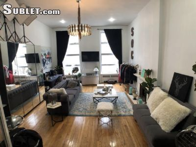 Image 1 furnished 1 bedroom Townhouse for rent in Village-West, Manhattan