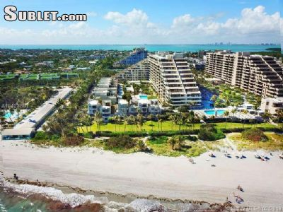 Image 2 furnished 3 bedroom Townhouse for rent in Key Biscayne, Miami Area