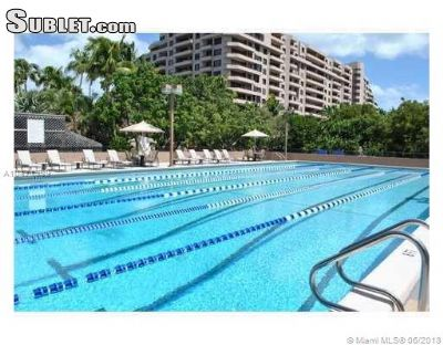 Image 3 furnished 3 bedroom Townhouse for rent in Key Biscayne, Miami Area