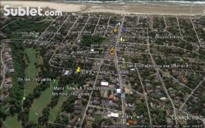 Image 6 furnished 2 bedroom House for rent in Manzanita, Coast