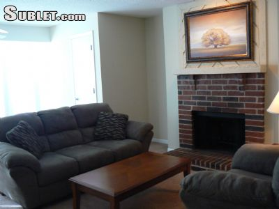 Image 2 furnished 2 bedroom Apartment for rent in Chesterfield, St Louis Area