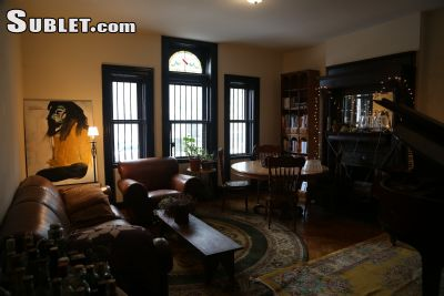 Image 1 Furnished room to rent in Crown Heights, Brooklyn 3 bedroom Apartment