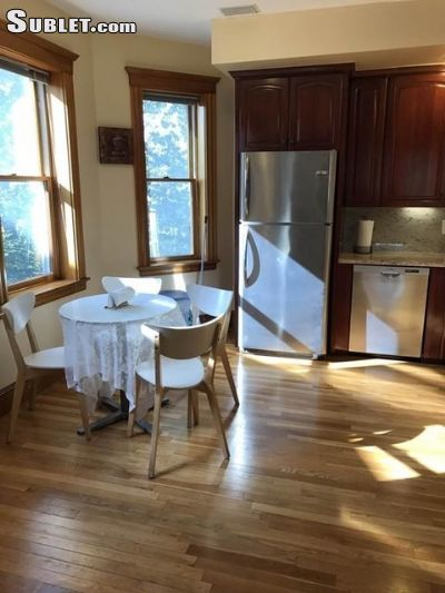 Image 3 furnished 3 bedroom Apartment for rent in Brookline, Boston Area
