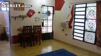 Image 10 furnished Studio bedroom Hotel or B&B for rent in Merida, Yucatan