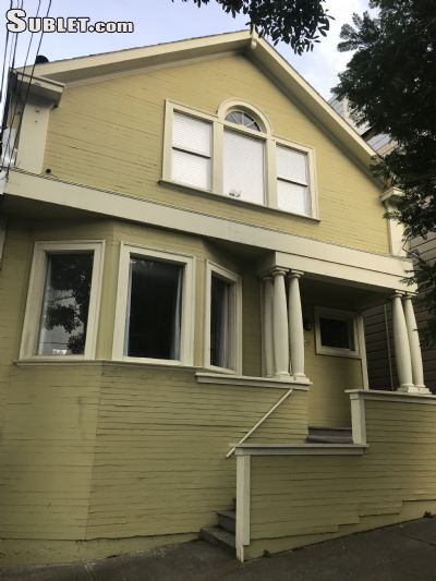 Image 3 either furnished or unfurnished 2 bedroom House for rent in Noe Valley, San Francisco