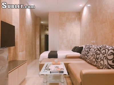 Image 1 furnished 1 bedroom Apartment for rent in Central Taichung, Taichung City