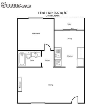 Image 5 unfurnished 1 bedroom Apartment for rent in San Gabriel, San Gabriel Valley