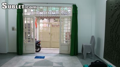 Image 1 furnished 5 bedroom House for rent in Binh Thanh, Ho Chi Minh City