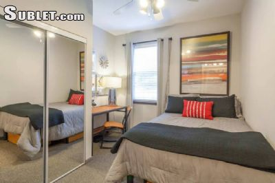 Image 2 Furnished room to rent in Raleigh, Wake (Raleigh) 4 bedroom Apartment