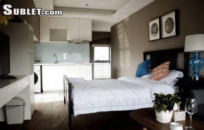 Image 2 furnished Studio bedroom Apartment for rent in Chaoyang, Beijing Inner Suburbs
