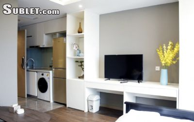 Image 4 furnished Studio bedroom Apartment for rent in Chaoyang, Beijing Inner Suburbs