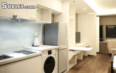 Image 6 furnished Studio bedroom Apartment for rent in Chaoyang, Beijing Inner Suburbs