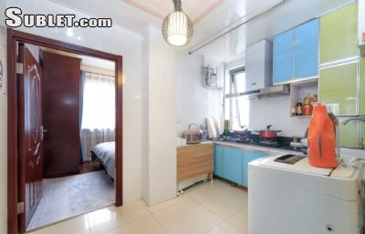 Image 2 furnished 2 bedroom Apartment for rent in Haidian, Beijing Inner Suburbs