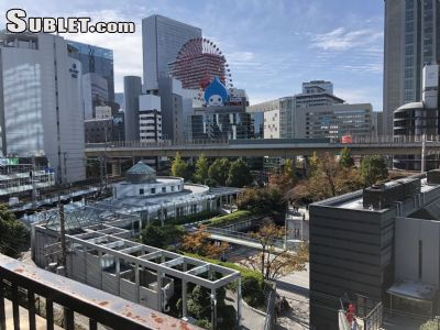 Image 1 furnished 1 bedroom Apartment for rent in Kita, Osaka City