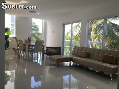 Image 6 furnished 4 bedroom Townhouse for rent in Miami Beach, Miami Area