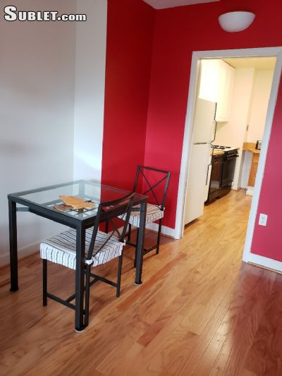 Image 6 furnished Studio bedroom Apartment for rent in Chevy Chase, DC Metro