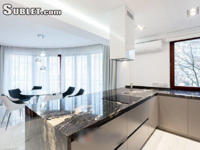 Image 1 furnished 2 bedroom Apartment for rent in Srodmiescie, Warsaw
