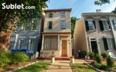 Image 2 furnished 2 bedroom Apartment for rent in Capitol Hill, DC Metro