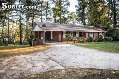 Image 10 furnished 4 bedroom House for rent in Mableton, Cobb County