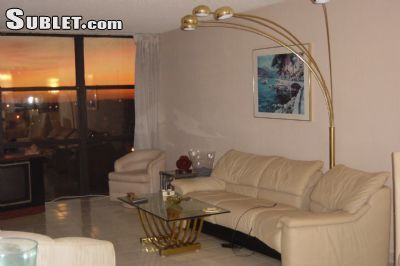 Image 1 furnished 2 bedroom Apartment for rent in Hallandale Beach, Ft Lauderdale Area