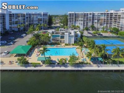 Image 3 furnished 2 bedroom Apartment for rent in Hallandale Beach, Ft Lauderdale Area