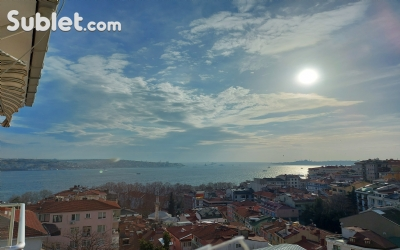 Image 2 furnished 2 bedroom Apartment for rent in Istanbul, Marmara