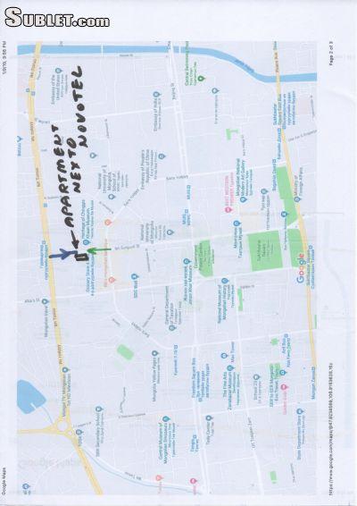 Image 10 furnished 1 bedroom Apartment for rent in Sukhbaatar, Ulaanbaatar
