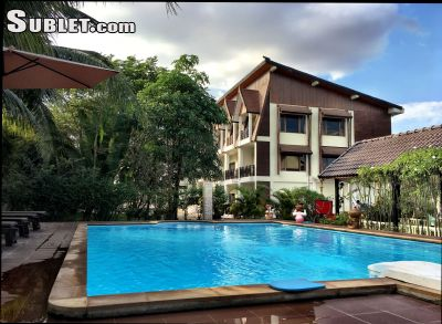 Image 2 furnished 2 bedroom Apartment for rent in Sisattanak, Vientiane City