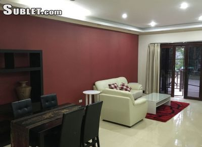 Image 4 furnished 2 bedroom Apartment for rent in Sisattanak, Vientiane City