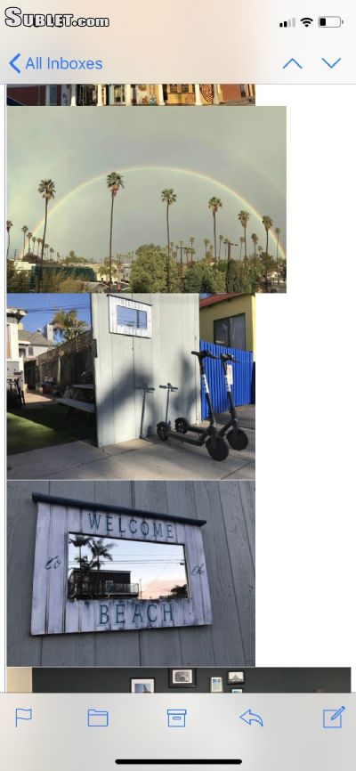 Image 9 either furnished or unfurnished 1 bedroom Apartment for rent in Venice, West Los Angeles