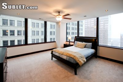 Image 1 either furnished or unfurnished 2 bedroom Apartment for rent in Downtown St Louis, St Louis Area