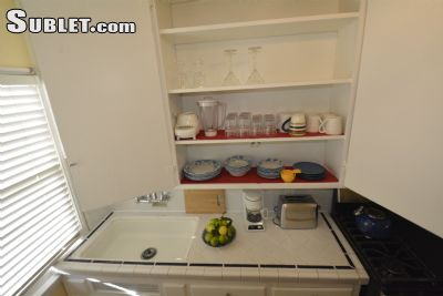 Image 4 furnished Studio bedroom Apartment for rent in Santa Monica, West Los Angeles