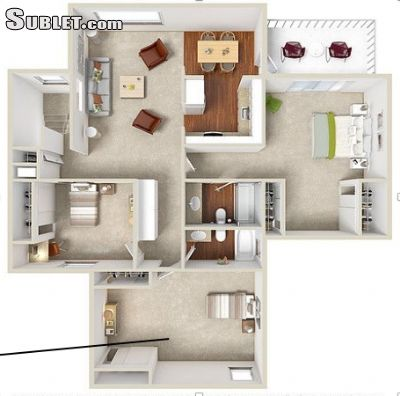 rooms for rent in Fremont