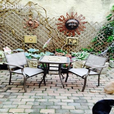 Image 10 furnished 1 bedroom Townhouse for rent in Other Center City, Center City