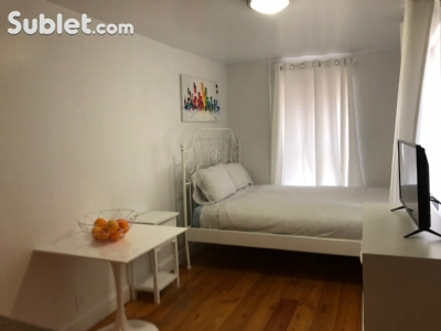 Image 1 furnished Studio bedroom Apartment for rent in Village-West, Manhattan