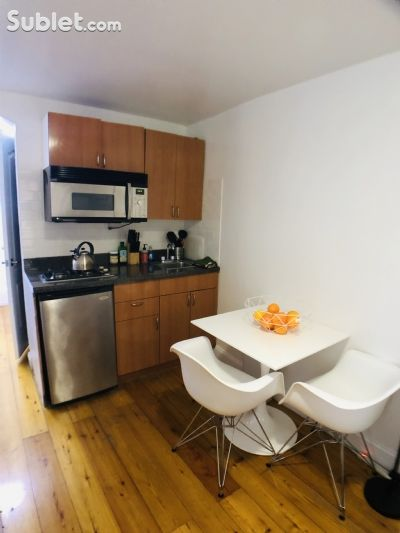 Image 4 furnished Studio bedroom Apartment for rent in Village-West, Manhattan