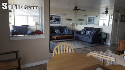 Image 3 furnished 2 bedroom Apartment for rent in La Jolla, Northern San Diego