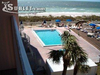 Image 1 furnished 3 bedroom Apartment for rent in Indian Rocks Beach, Pinellas (St. Petersburg)