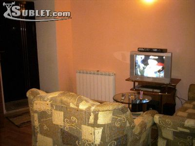 Image 1 furnished 1 bedroom Apartment for rent in Buiucani, Chisinau