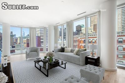 Image 1 either furnished or unfurnished 3 bedroom Apartment for rent in Nolita, Manhattan
