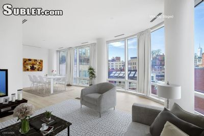 Image 2 either furnished or unfurnished 3 bedroom Apartment for rent in Nolita, Manhattan