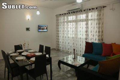 Image 3 either furnished or unfurnished 3 bedroom Apartment for rent in Colombo, Western Sri Lanka
