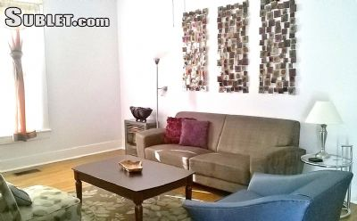 Image 2 furnished 2 bedroom House for rent in Munger Place Historic, Dallas