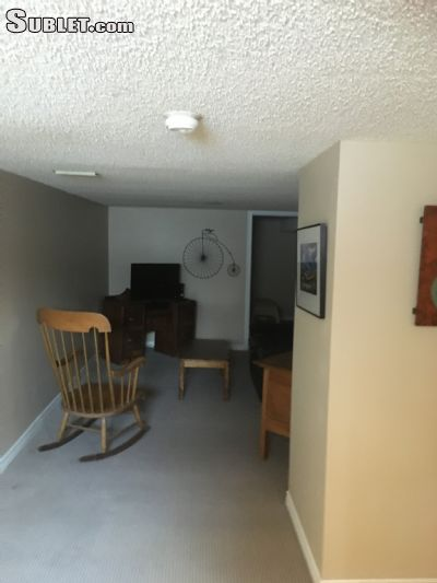 Image 3 Furnished room to rent in Rosedale, Calgary Northwest 1 bedroom House