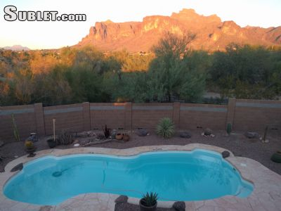 Image 1 furnished 4 bedroom House for rent in Apache Junction, Phoenix Area