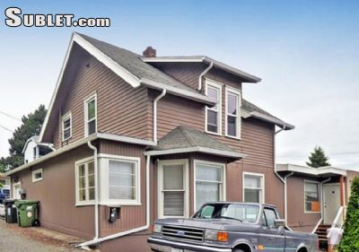 Image 1 unfurnished Studio bedroom Apartment for rent in Queen Anne, Seattle Area